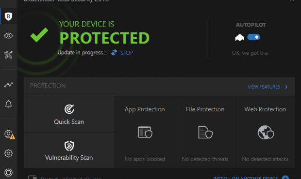 Safely & Completely Uninstall Bitdefender Total Security 2018 from PC