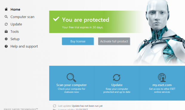 How can Uninstall ESET NOD32 Antivirus 10 Thoroughly on PC