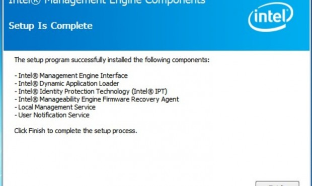 Correct Steps to Remove Intel Management Engine Components on PC