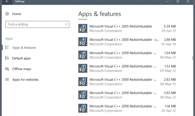 How to Uninstall Microsoft Visual C++ 2008 Redistributable on PC, Removal Guides