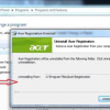 How Can I Easily Remove Acer Registration from PC?