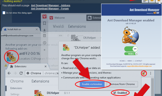 Specific Steps to Completely Remove Ant Download Manager