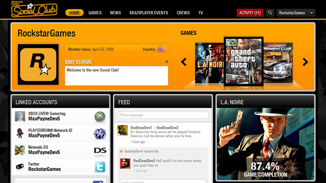 Remove Rockstar Games Social Club