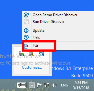 How to Uninstall Demo Driver Discover 2.0