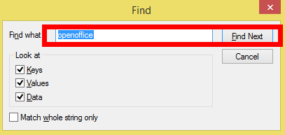 How do I Uninstall OpenOffice 4.1.5