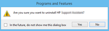 Completely Uninstall HP 3D Driveguard--bloatwareuninstaller
