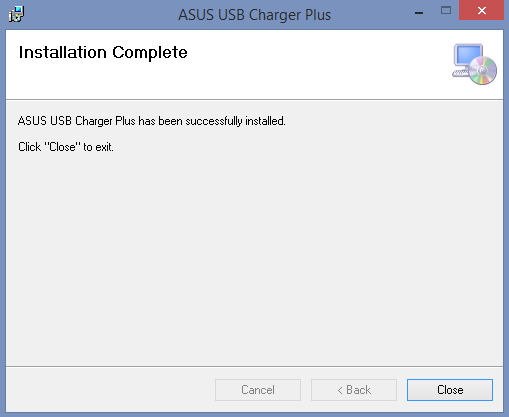 uninstall ASUS USB Charger Plus