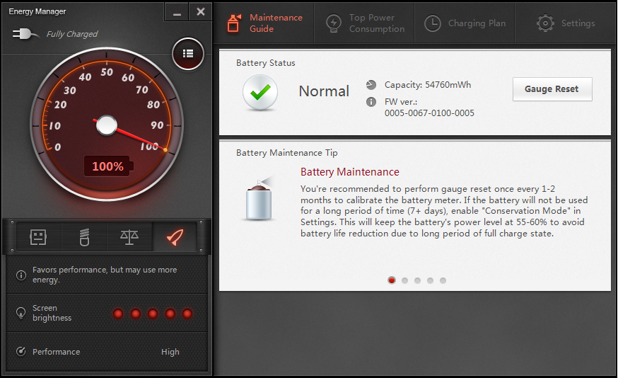 Have Problem to Uninstall Energy Manager