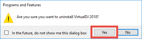 uninstall VirtualDJ (3)