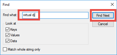 uninstall VirtualDJ (9)