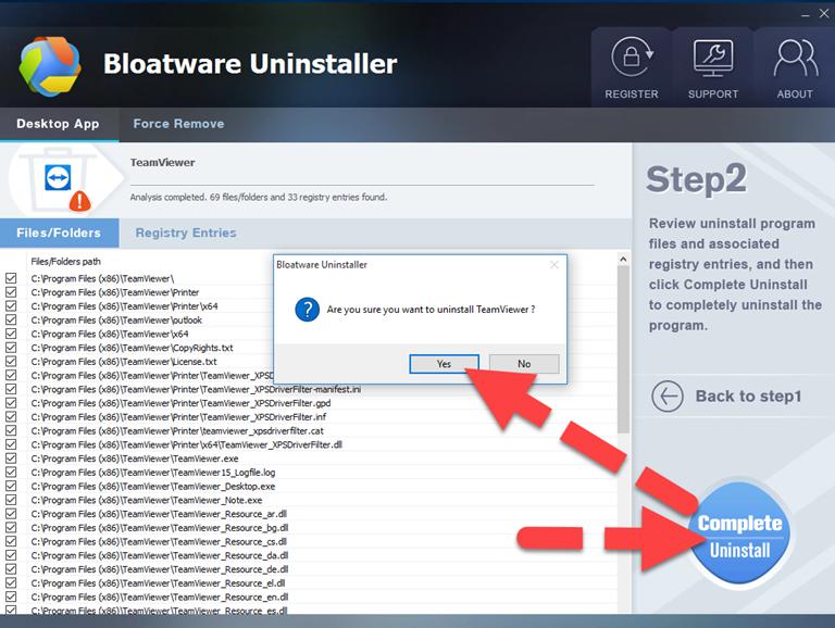 complete_uninstall_TeamViewer