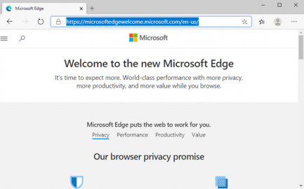 uninstall Microsoft Edge on PC