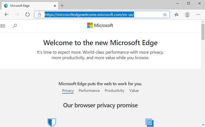uninstall Microsoft Edge on PC