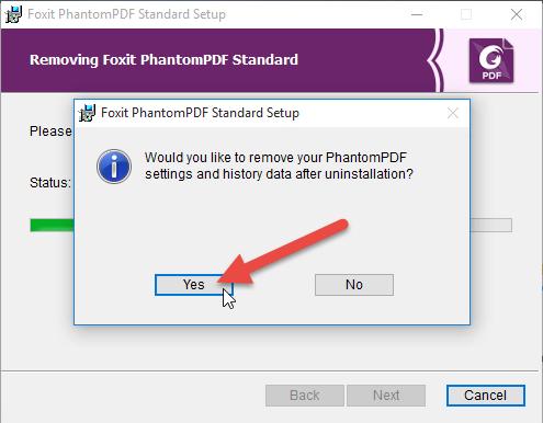 remove-foxit-phantompdf-6