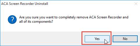 uninstall-aca-screen-recorder-in-windows-2