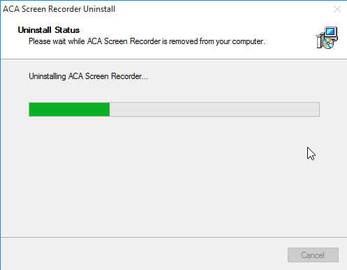 uninstall-aca-screen-recorder-in-windows-3