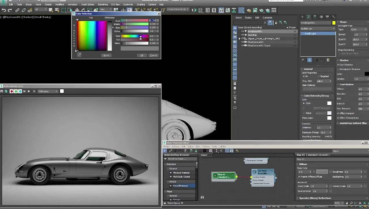 MAXtoA for 3ds Max